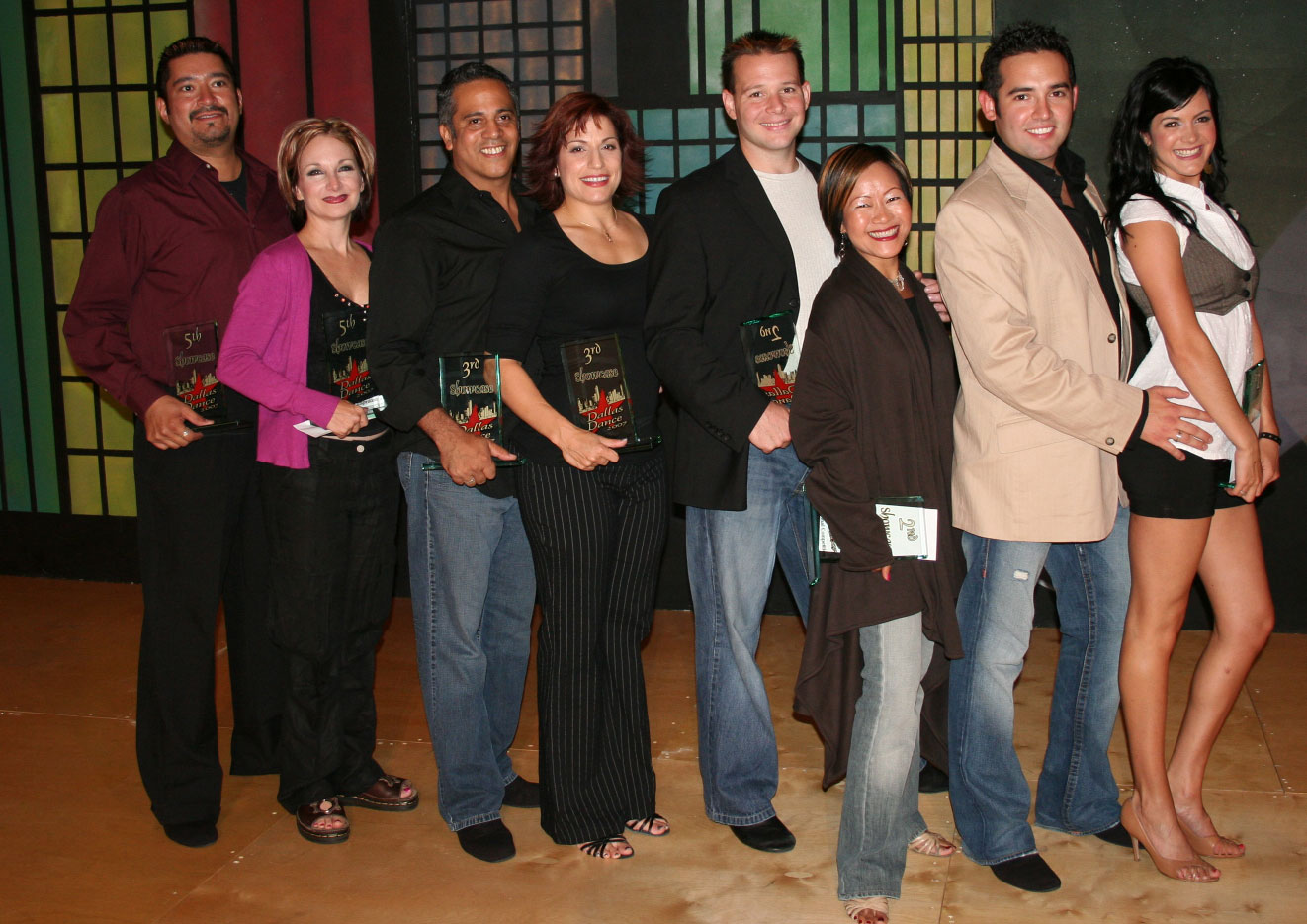 Dallas Dance 2007 - Contest Winners - by Ron Turner