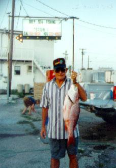 Fishing Texas Gulf Coast