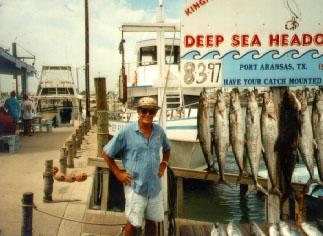 Fishing texas gulf coast for Deep sea fishing corpus christi